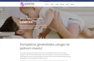 Ginekološko akušerska ordinacija Demetra