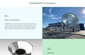 Storenergy website
